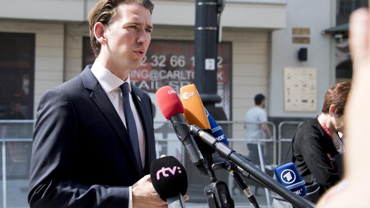 Nemet mondott Ausztria a V4-ekre, hiába akart az osztrák szélsőjobb csatlakozni