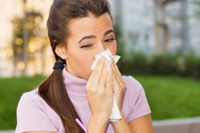 allergia kicsi