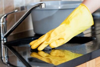 Penész eltávolítása mosógépből