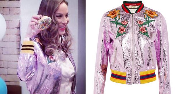 Vajnáné az Instagramon vs. Gucci kabát a Net-a-porter.com-on