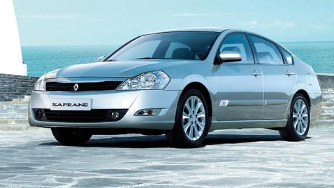 Samsungból Renault Safrane: csak a Közel-Keleten kapható, és ez így is marad