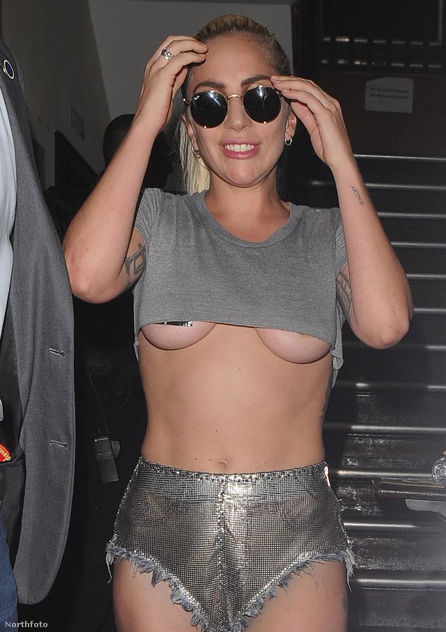 Így ment el szórakozni Lady Gaga Londonban.