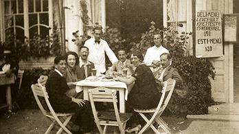 Haspók úr ebédel – Kabaré a fehér asztal körül