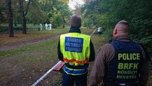 Ötmilliós nyomravezetői díjat tűztek ki a Népligetben talált nő gyilkosára