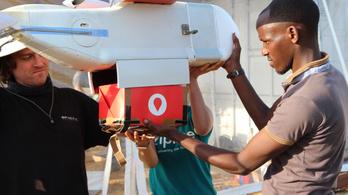 Ruanda drónnagyhatalom lesz