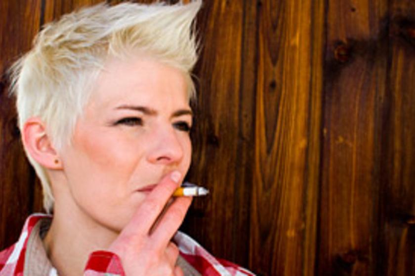 dohányzás vénás betegség esetén