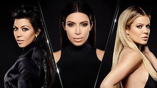 Mindenki megnyugodhat! A Kardashian-sorozat folytatódik!