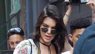 Kendall Jenner: Soha nem féltem még ennyire