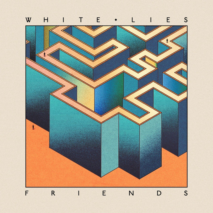 Friends White Lies