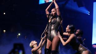 Beyoncé felszakadt füllel is megállíthatatlan