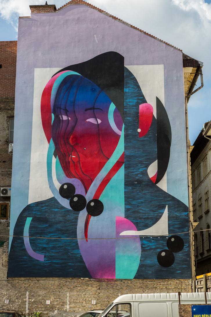 Andrey Adno (RU): Urban Style - Nagydiófa utca 12.