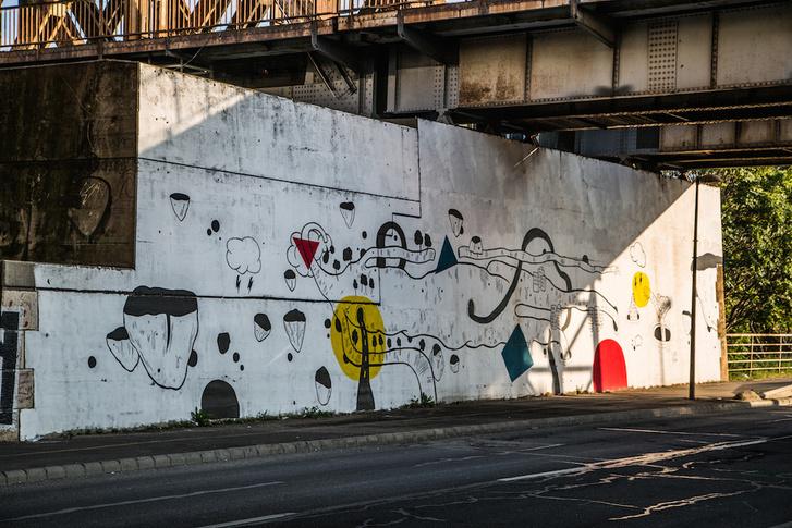 Borbás Márton: A város, mint nyughatatlan organizmus - Rákóczi híd, budai hídfő
