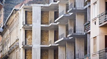 EU-s pénz nélkül vergődött az építőipar