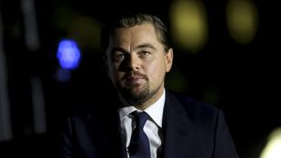 Leonardo DiCaprio továbbra is bort iszik és vizet prédikál