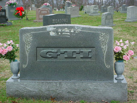 gti headstone