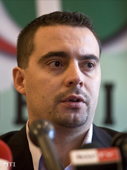 Vona_Gábor Jobbik miniszterelnök-jelöltje