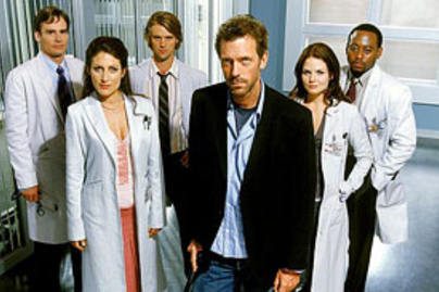 dr house lead
