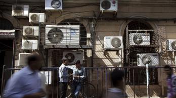 Már a légkondi se állhat a klímaharc útjába