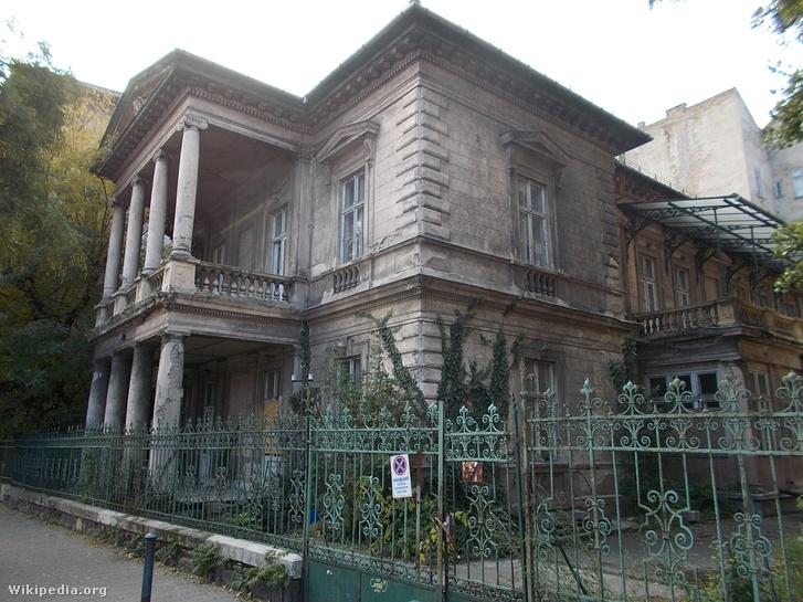 A Káry-villa 2015-ben