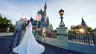 50 millió forintért giccses Hamupipőke lehet az esküvőjén