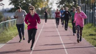 Futóklub: váltók és sprintek