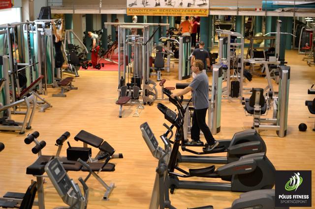 Pólus Center Sportközpont: szellős, kényelmesen berendezett