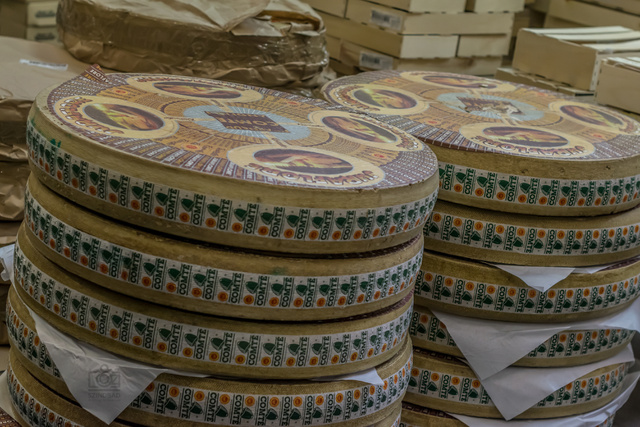 A sajtok akár 3 évig is érhetnek.