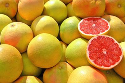piros grepfrut