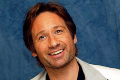 david duchovny lead