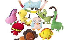 Cukiság: itt vannak az új gyerekrajzból-plüssök!