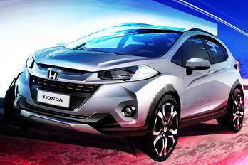 Apró városi terepjárót tervez a Honda?