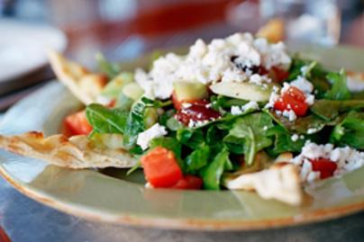 gorog salata