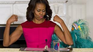 Most pár évig tuti nem lesz még egy ilyen first lady-je Amerikának