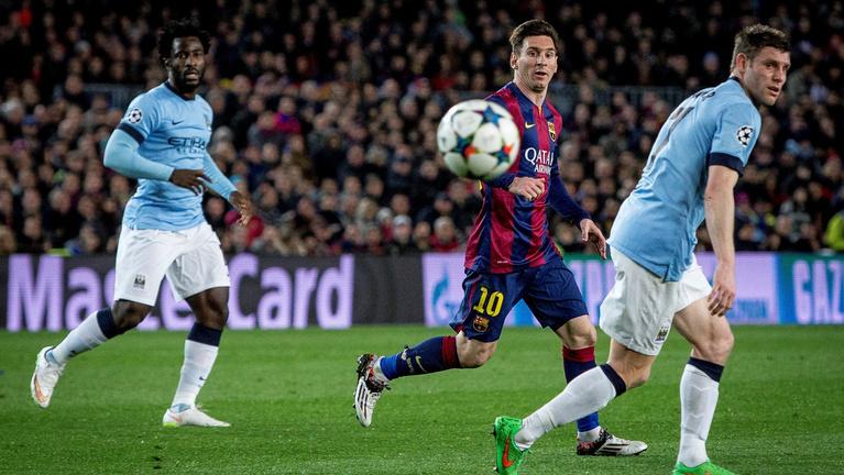 bajnokok ligája október 19 barcelona-city