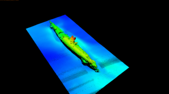 Rejtélyes tengeralattjáró roncsaira bukkantak