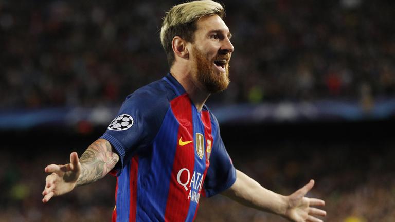 Messi- és Özil-tripla, 28 gól a BL-ben
