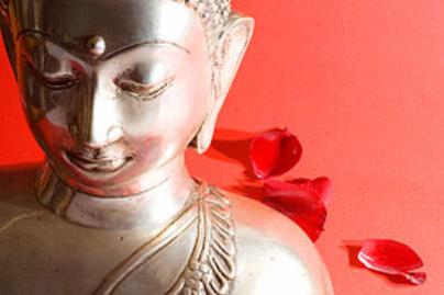 szirom buddha