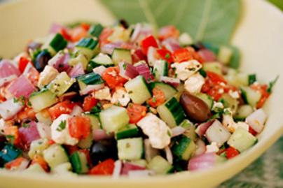 vegyes salatas