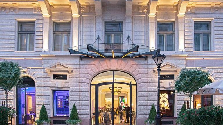 Közép-Európa legjobb szállodája lett az Aria Hotel