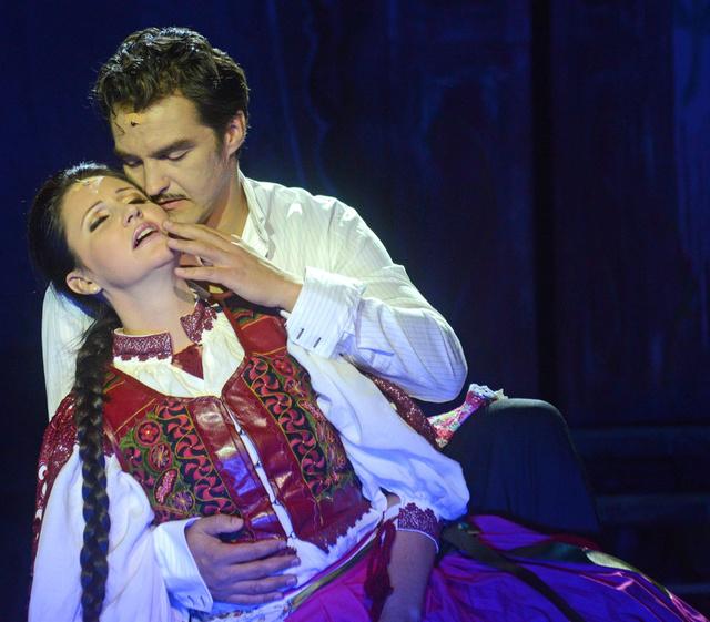 Cigányszerelem - Dolhai Attila, Fischl Mónika - Budapesti Operettszínház