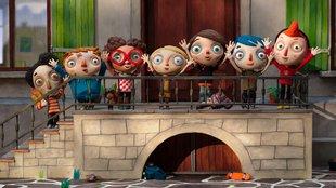 Így készült a cuki cukkinis animációs film