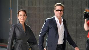 Angelina Jolie-t és a gyerekeit kihallgatta az FBI
