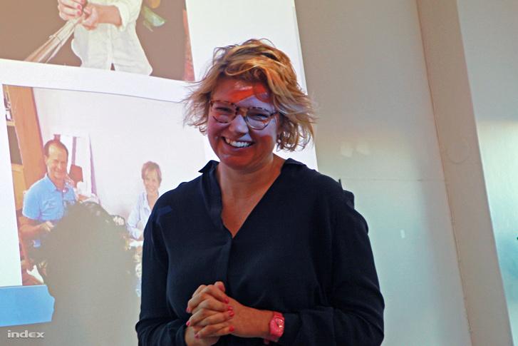 Ebba Akerman vacsoraügyi diplomata