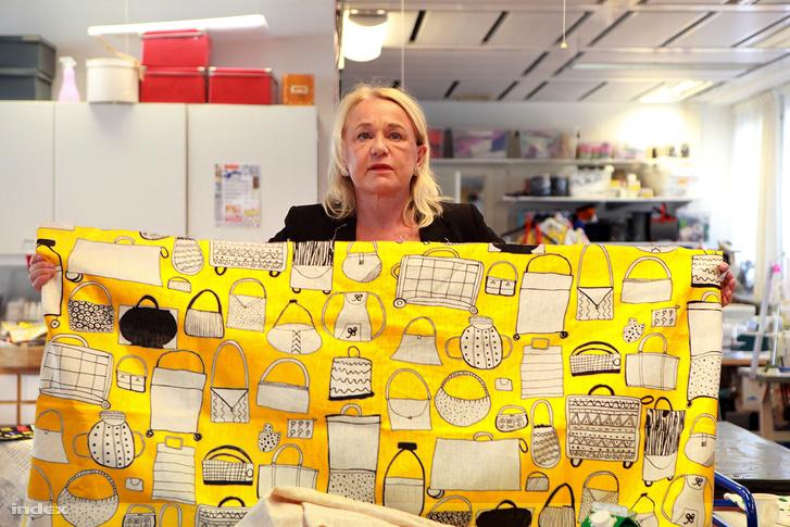 A táskák a menekülést jelentik a bevándorló nőknek