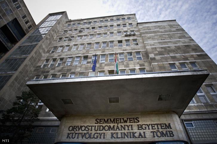 A Semmelweis Egyetem Kútvölgyi Klinikai Tömbje