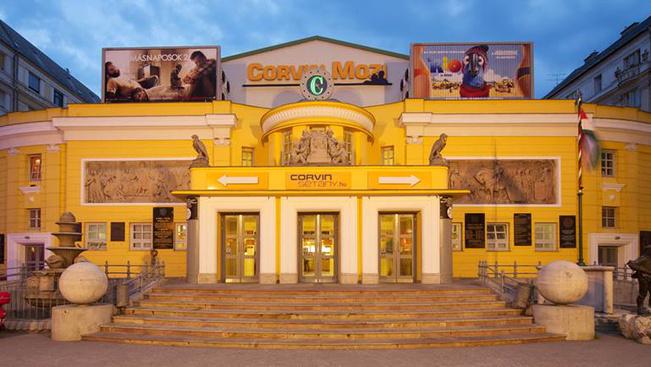 Ingyen mozizhat november első hétvégéjén a Corvinban