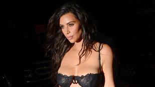 Előkerült egy videó Kim Kardashian ékszerrablóiról