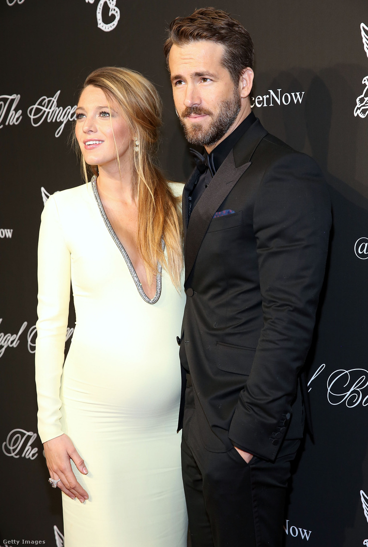 Ryan Reynolds és Blake Lively