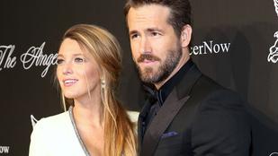 Úgy néz ki, Blake Lively-éknak másodszorra is lányuk lett