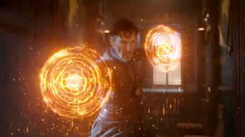 A Doctor Strange akciójelenetei meglehetősen jól néznek ki